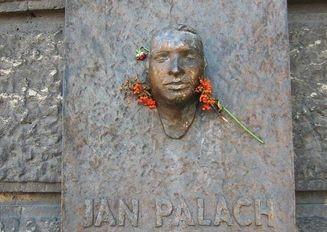 В Чехии вспоминают подвиг Яна Палаха