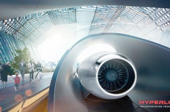 В Чехии хотят построить линию сверхзвукового поезда Hyperloop