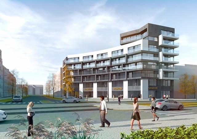 В пражском районе Зличин построят новый жилой квартал