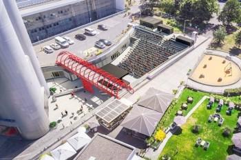 Под Жижковской телебашней построят летний театр