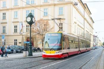Пражским трамваям дадут имена выдающихся чехов