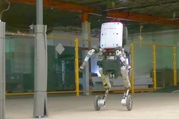 Boston Dynamics представила прыгающего робота: видео