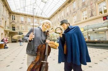 На знаменитой пражской почте бесплатно сыграют Моцарта