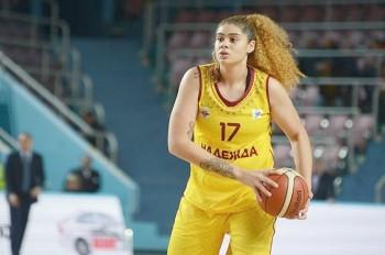 Российский клуб сменил фамилию баскетболистке Аманде Захуй