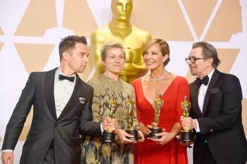 Названы победители «Оскара - 2018»