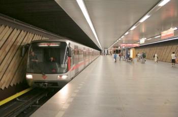 Прага отложила ремонт «красной» ветки метро