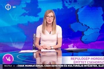 Венгерский телеканал купился на первоапрельскую шутку чешской газеты