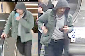 Полиция Стокгольма задержала предполагаемого террориста
