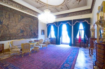Парламент Чехии и Грзанский дворец открыли двери для посетителей