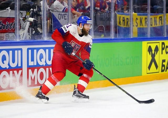 Чехия сыграет с США в четвертьфинале ЧМ по хоккею
