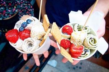 В Праге пройдет фестиваль мороженого