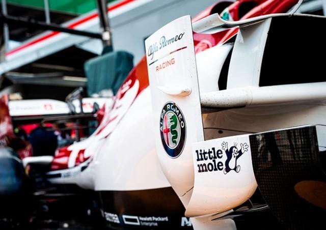 Чешский Кротик появится на болидах «Формулы-1»