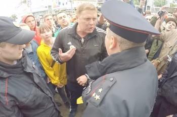Чешские правоцентристы потребовали осудить подавление митингов 12 июня