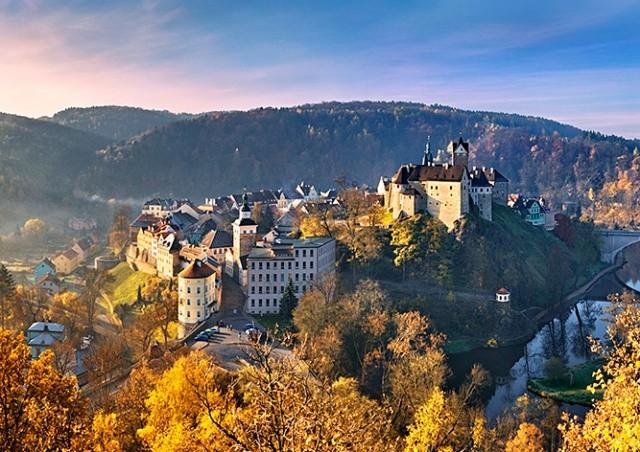 Названы лучшие для жизни города Чехии