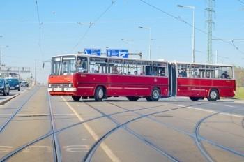 Жители Праги смогут прокатиться на легендарном «Икарусе»