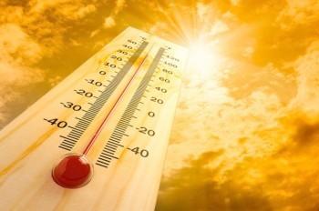 В выходные в Чехии потеплеет до 35°C