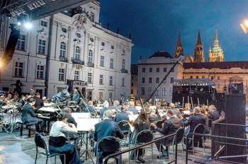 В среду симфонический оркестр даст бесплатный концерт в центре Праги
