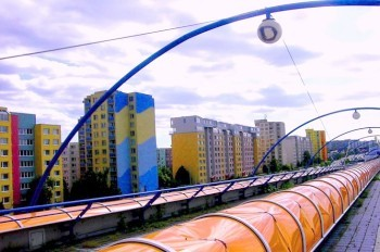 Спальные районы в Праге благоустроят