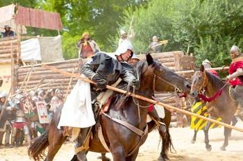 В субботу гуситы и крестоносцы сразятся на пражском холме Витков