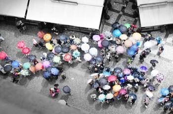 Синоптики: Чехию ждет дождливая неделя
