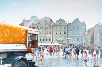 Жара задержится в Чехии надолго