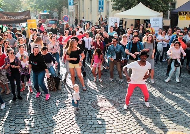 Жителям Праги предложат «Ощутить город иначе»