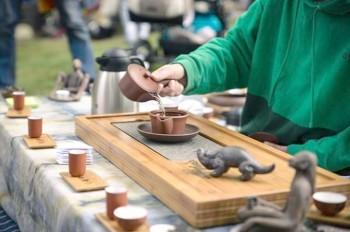 В Праге пройдет фестиваль чайного искусства