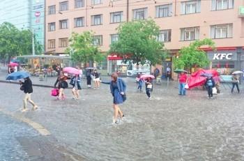 Жителей Чехии предупредили о сильных ливнях