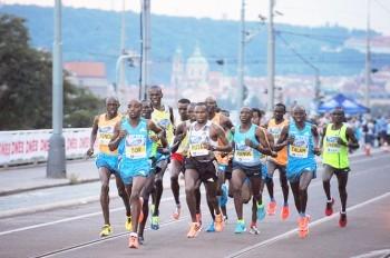 Субботний марафон ограничит движение транспорта в Праге