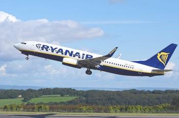 Распродажа у Ryanair: авиабилеты по 10 евро