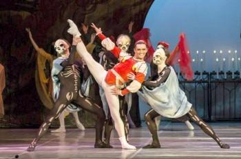 Московский театр классического балета покажет в Праге «Ромео и Джульетту»