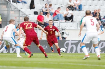 Футбольная сборная Чехии сыграет с Россией 10 сентября