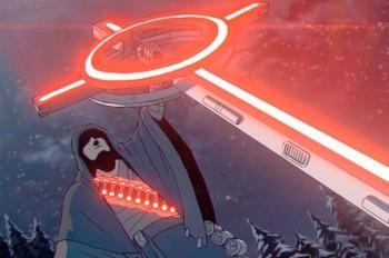 Древнеславянский киберпанк: вышел трейлер «Киберслава»