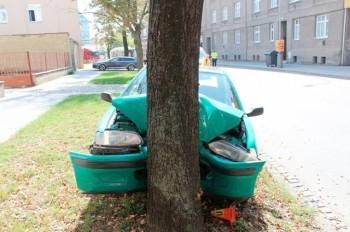 В Чехии пенсионерка разбила машину, пытаясь «спасти» бурчак