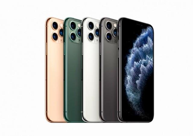 Названы чешские цены новых iPhone
