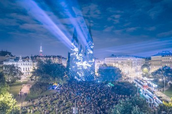 Фестиваль света SIGNAL изменит Прагу до неузнаваемости