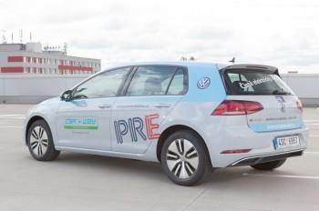 Прага запустила каршреринг электромобилей