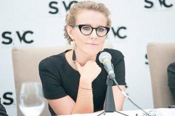 Ксения Собчак объявила об участии в выборах президента РФ