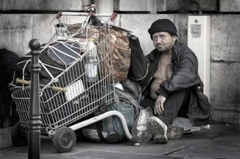Жители Праги смогут почувствовать себя бездомными