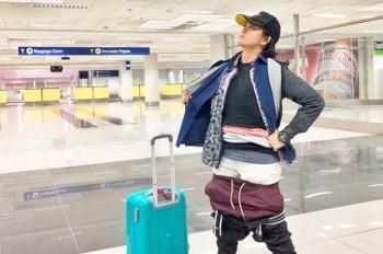 Пассажирка надела на себя всю одежду, чтобы не доплачивать за багаж