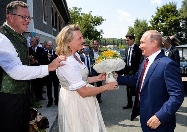 Между Австрией и Россией разгорелся шпионский скандал