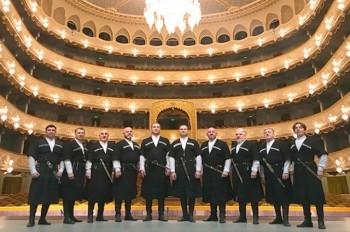 Итоги розыгрыша билетов на концерт грузинского ансамбля «Сулико»