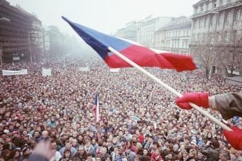 Чехия и Словакия отмечают 29-ю годовщину Бархатной революции