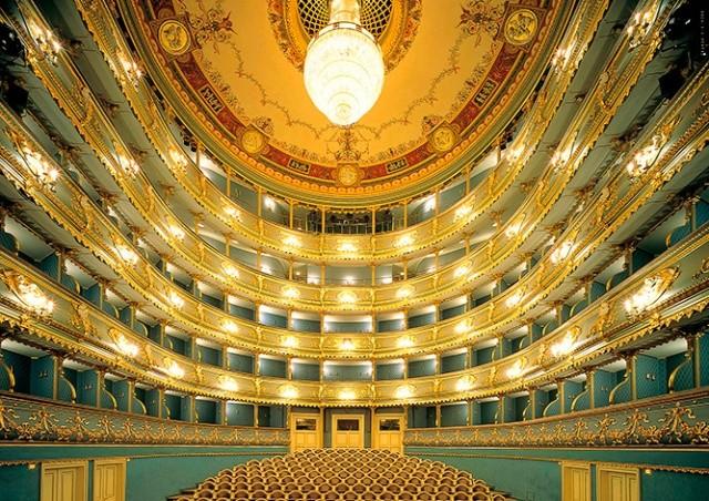 «Ночь театров» пройдет в Чехии 16 ноября