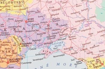 «Чешские железные дороги» выпустили карту со спорным Крымом и ИГИЛ