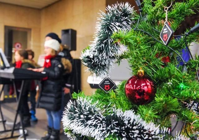 Пражское метро превратится в рождественскую концертную площадку