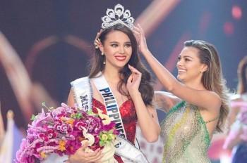 Победительницей конкурса «Мисс Вселенная» стала филиппинка