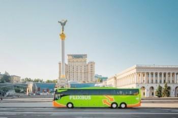 Flixbus запускает рейс между Чехией и Украиной