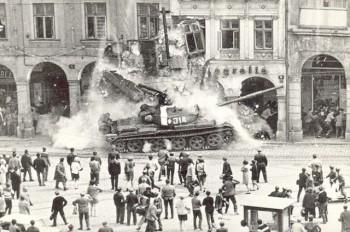Сенат Чехии одобрил создание дня памяти жертв советского вторжения
