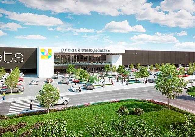 Какие бренды будут представлены в новом пражском аутлет-центре